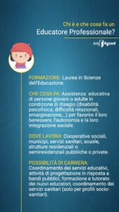 Focus: Educatore Professionale