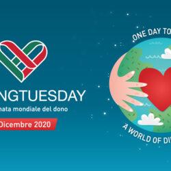 GivingTuesday la Giornata Mondiale del Dono | 1 dicembre 2020